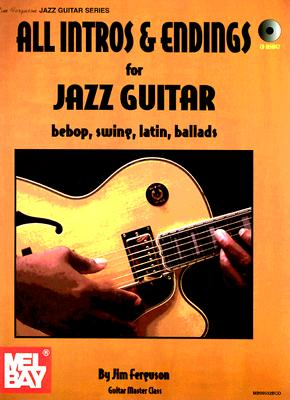 All Intros & Endings for Jazz Guitar By Ferguson, Jim